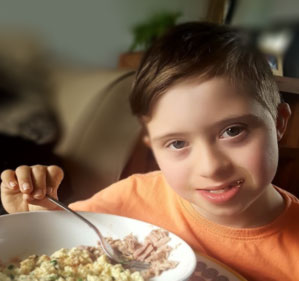 Down Syndrome Nutrition-Workshop