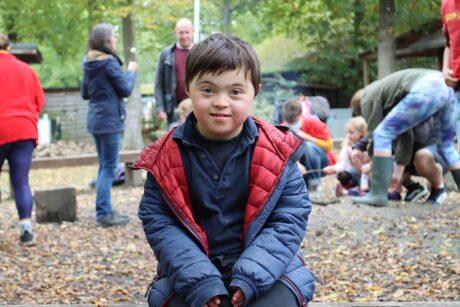 Forest School at Bushy Wood