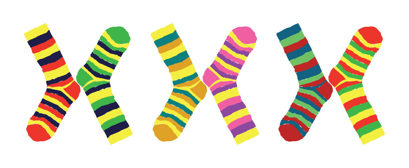 World Down Syndrome Day 2021 - wear different socks day!